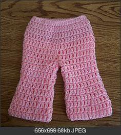 American Girl doll pants