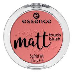 Puder & rouge Matt Touch Blush från Berry me up Essence Essence Makeup, Essence Cosmetics, Nars Cosmetics, Best Drugstore Blush, Drugstore Beauty, Cream Blush, Face Facial, Travel Makeup, Facial Cleanser