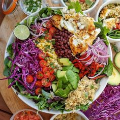 6 Delicious Fit-Bowl Recipes to Reach Your Weight Loss Goals! | Clean Food Crush