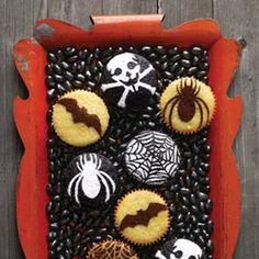Halloween Bun Decoration Ideas