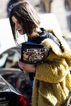 Paris Fashionweek day 1