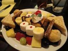 chocolate fondue dippers - Google Search