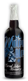 Inspired by the long, cold and seemingly endless Canadian winter, our 6.2% alcohol Winter Ale is a true winter warmer. Handcrafted with specialty hops and malts, combined with generous amounts of cinnamon, honey, ginger and orange peel, this unique beer is brimming with flavour. Available only for a limited time.