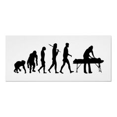 Physiotherapy Sports medicine Physical Therapy Posters by Funkart