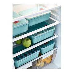 IKEA - KULLAR, Boîte repas, Convient au sac isotherme KULLAR. Les aliments mis dans les boîtes se conservent et se transportent facilement.Le couvercle étanche évite les fuites et protège le contenu du givre, ce qui rend ce récipient idéal pour transporter ou conserver des restes.Cette boîte pour repas est idéale pour apporter son déjeuner au bureau ou à l'école.Conservez vos restes de nourriture dans un récipient alimentaire pour les réutiliser ultérieurement et réduire ainsi le…