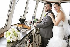 Devon & Jared, Wedding aboard the RegentSea. FantaSea Yachts & Yacht Club, Marina del Rey, California 90292 www.fantaseayachts.com