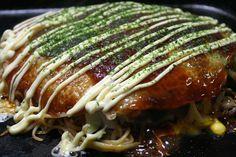 お好み焼き / Okonomiyaki
