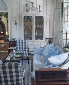 Furlow Gatewood. STRIPES BELOW | Mark D. Sikes: Chic People, Glamorous Places, Stylish Things