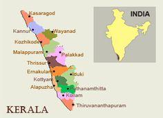 and Kerala