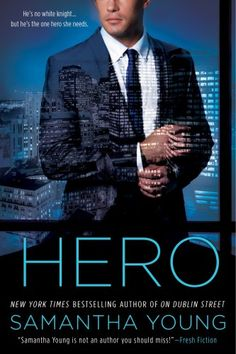 In Hero, Samantha Young weaves a sexy, complex story that's full of secrets and intrigue. ~Nelle [5 stars] http://shamelessbookclub.com/books/rating/5-stars/hero-by-samantha-young/