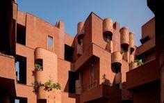 Bofill Arquitectura | Walden-7 on http://www.arthitectural.com