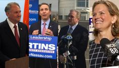 Scandal-plagued Election Cycle Brings Historic Turnover on Long Island