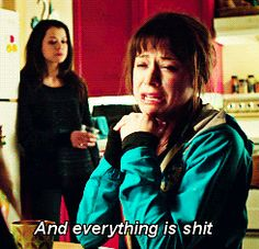 Cosima may be my favorite, but Allison is my spirit animal.