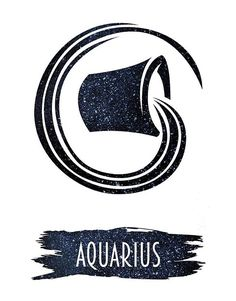 About the Air Signs in Astrology: Gemini, Libra, and Aquarius Zodiac Signs Astrology, Zodiac Signs Aquarius, Best Zodiac Sign, Age Of Aquarius, Zodiac Symbols, Zodiac Art, Aquarius Art, Aquarius Symbol, Aquarius Constellation Tattoo