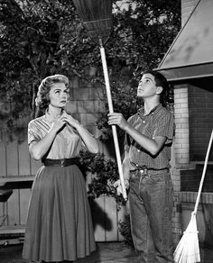 THE DONNA REED SHOW - TV SHOW PHOTO #BW18