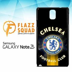 Chelsea FC X4192 Samsung Galaxy Note 3 Case