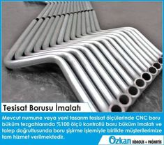 Özkan Hidrolik offers full of tube bending services according to client requirements, as 100% sizing success with the client samples or brand new installation designs.    www.ozkanhidrolik.com.tr  Özkan Hidrolik  Benteler Benteler Automobiltechnik Benteler Steel/Tube Shreveport-Bossier BENTELER Career