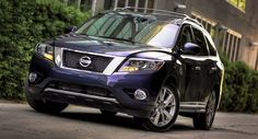 Carscoops: 2013 Nissan Pathfinder SUV Fully Detailed Plus New Photos and Videos