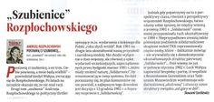Recenzja książki Andrzeja Rozpłochowskiego
