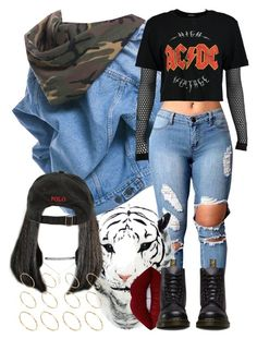 """""""1 1 17"""" by miizz-starburst ❤ liked on Polyvore featuring PAM, Boohoo, Ralph Lauren, Wet Seal, ASOS, Lime Crime and Dr. Martens"""