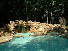gorgeous swimming pool by Barrington Pools