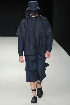 MAN | Spring 2014 Menswear Collection | Style.com Craig Green