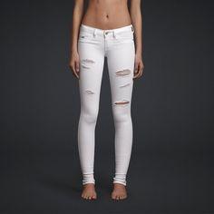 Bettys Hollister Super Skinny Jeans