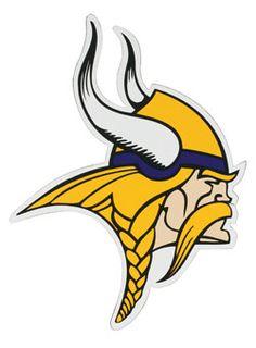 Minnesota Vikings Norseman magnet Minnesota Vikings 887154647