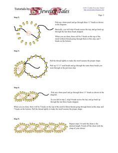 Bead Mavens: seed bead tutorials