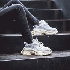 a832e36718d9 45 Best Balenciaga Triple S images