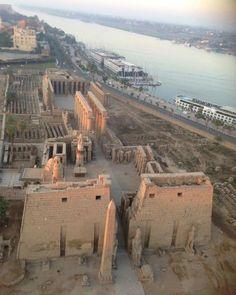 Luxor temple                                                                                                                                                                                 More