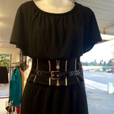 Item: Dolce & Gabbana Black Dress size 40