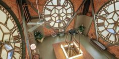 A Penthouse in San Francisco's Historic Clock Tower Goes on the Market