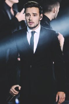 He's already perfect and then you get him in a suit and it just kills ya