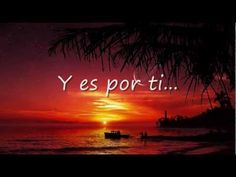 ▶ Juanes - es por ti (letra) - YouTube