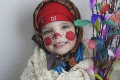 """Our son as a """"Easterwitch"""" - poikamme oli trullina"""
