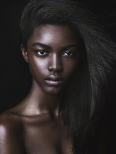 Dark skinned women are beautiful: Photo