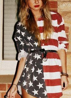 #street #style 4th of July dress @wachabuy