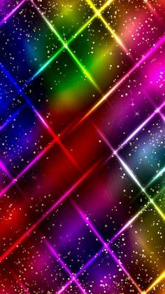 Rose Gold Wallpaper, Neon Wallpaper, Rainbow Wallpaper, Butterfly Wallpaper, Colorful Wallpaper, Pattern Wallpaper, Wallpaper Backgrounds, Rainbow Art, Rainbow Colors