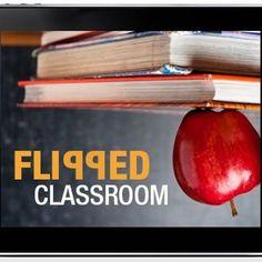 Maria Elena Altuzarra Sáenz De Samaniego. Audio que explica cómo funciona la clase invertida  #flipclass #tecnología educativa #Clase_Invertida