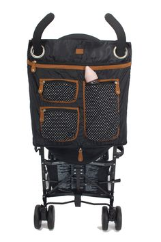 Multi Pocket Dots MAGIC STROLLER BAG