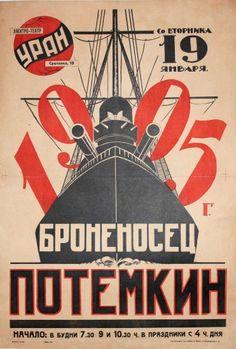 'El acorazado Potemkin'