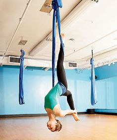 Aerial Yoga - where can I find it?!