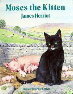 Moses the Kitten - James Herriot