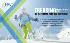 Make use of this #winter by indulging in a Winter Trek this #weekend. #Trekking relieves you from #stress and makes a great contribution to health.