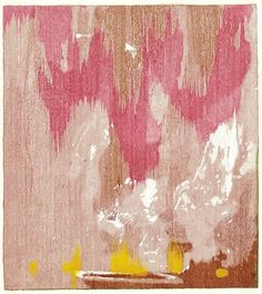 Helen Frankenthaler  She made it in the predominantly man's world of painting with stunning, big abstracts. Some are so light and airy that they lift you right off your feet as you gaze upon them. Go Helen!