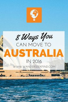 Why aren't you already here?  http://www.wanderseekfind.com/8-tips-for-how-to-move-to-australia/