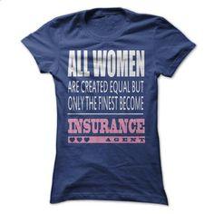 Insurance Agent - #tshirt fashion #hoodie allen. BUY NOW => https://www.sunfrog.com/LifeStyle/Insurance-Agent-ladies.html?68278