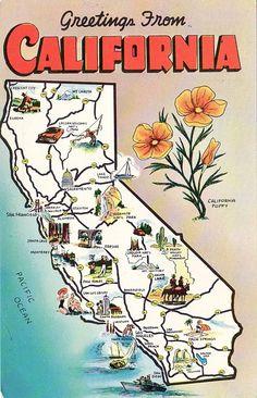 Greetings from California! #AmericanApparel #MadeinUSA