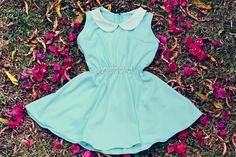 VESTIDO VINTAGE DOLL CANDY COLOR BLUE EXCLUSIVO SURPREENDA STORE A SUA LOJA RETRO ONLINE  #dresses #vintage #vestidovintage #cute #collar #galapeterpan #vestidoboneca #clientessurpreendastore #surpreendastore #vestidovintage #vestidoboneca #vestidofofo #vestidogolapeterpan #vestidovintagepinup #vestidopinup